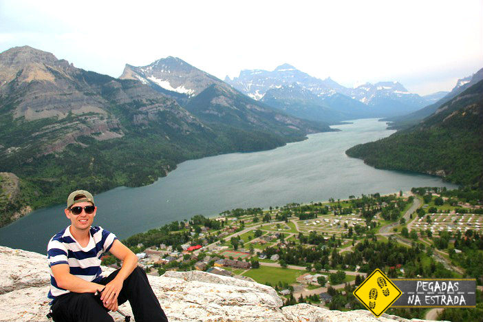 Bear's Hump trail Waterton