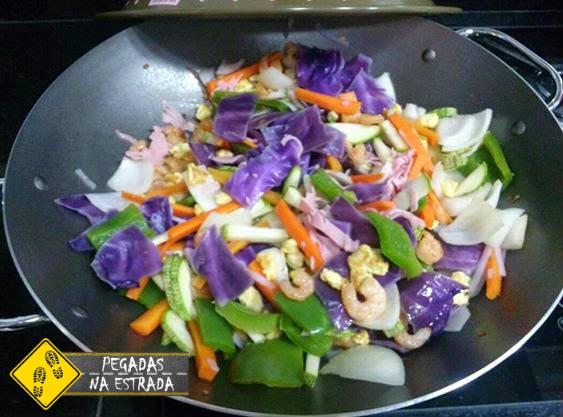 receitas pad thai comida tailandesa