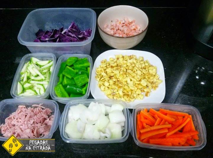 curso culinária Tailândia