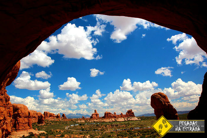 Double Arches Utah