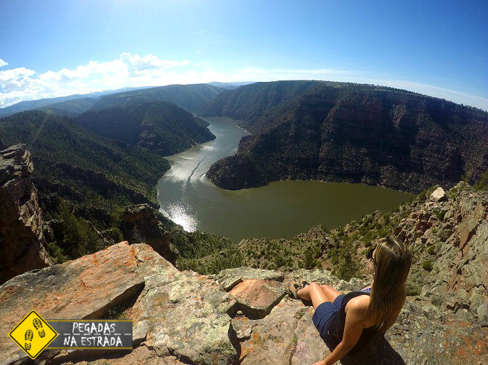 Flaming Gorge roteiro Utah