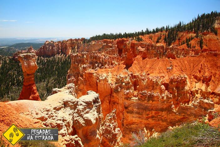viaje viagem turismo Utah parques nacionais americanos