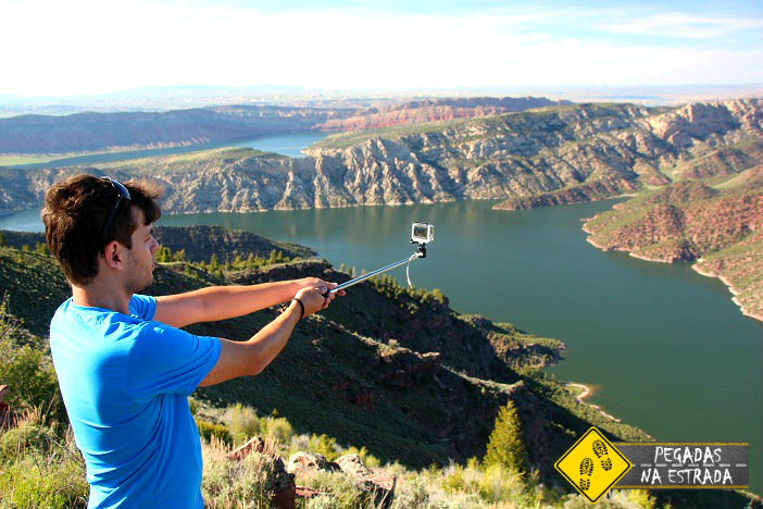 Dowd Mt Overlook Flaming Gorge