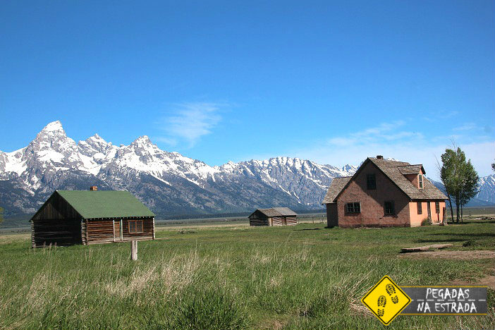 roteiro no Grand Teton