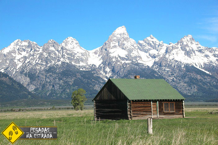 Mormon Row Grand Teton National Park