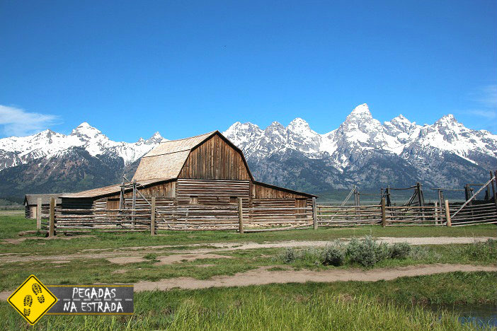 Grand Teton National Park. Foto: CFR / Blog Pegadas na Estrada