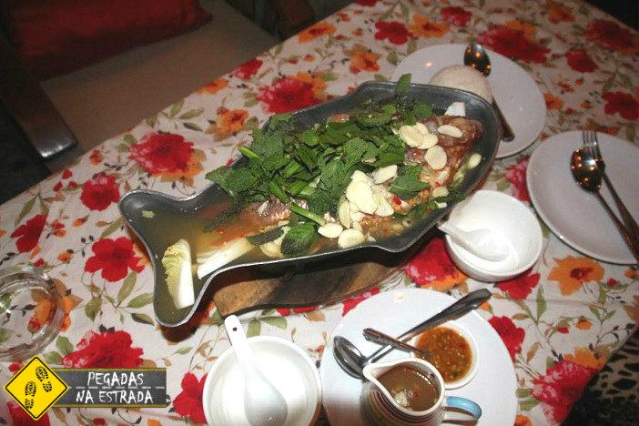 comida receita tailandesa