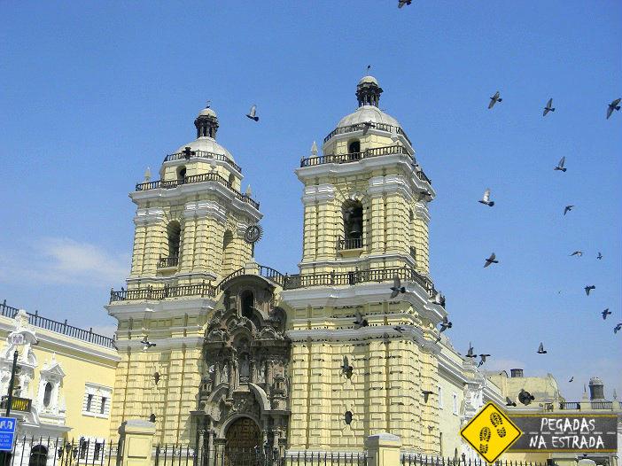 Igreja São Francisco Lima