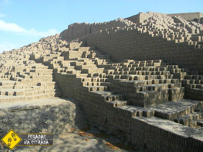 Huaca Pucllana Lima