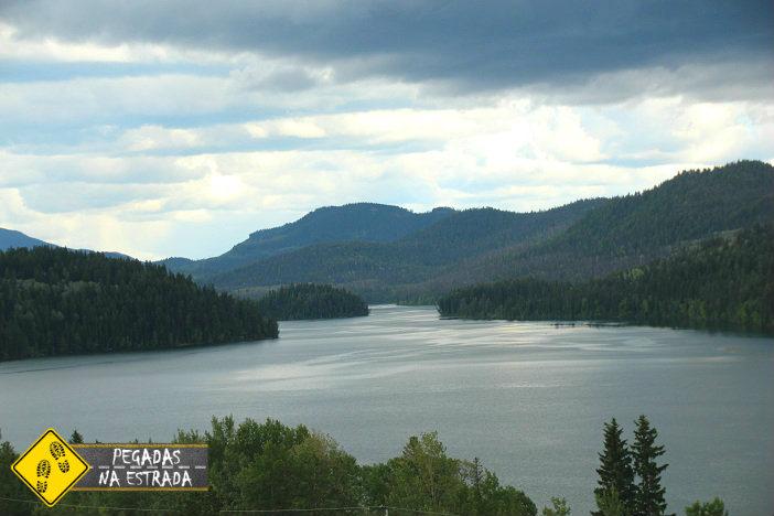 Crown Lake British Columbia