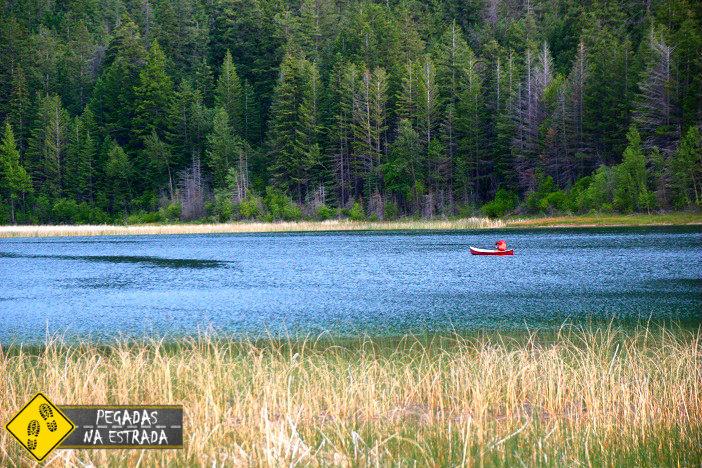 Lake Turquoise British Columbia Canada