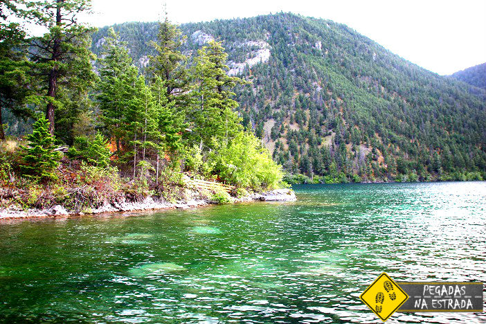 Pavilion Lake British Columbia Canada