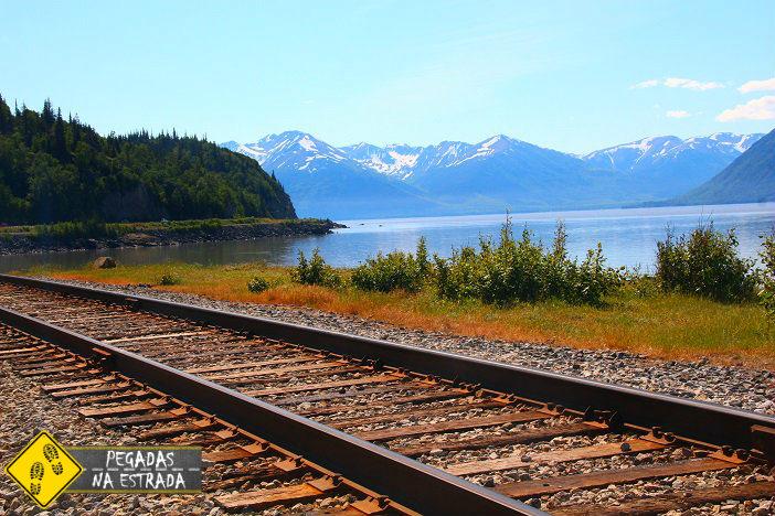 Viagem Anchorage Seward
