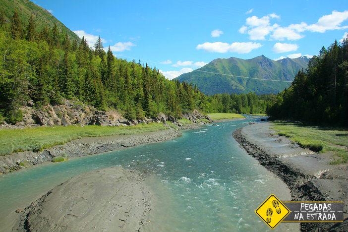 viagem turismo Alasca Estados Unidos
