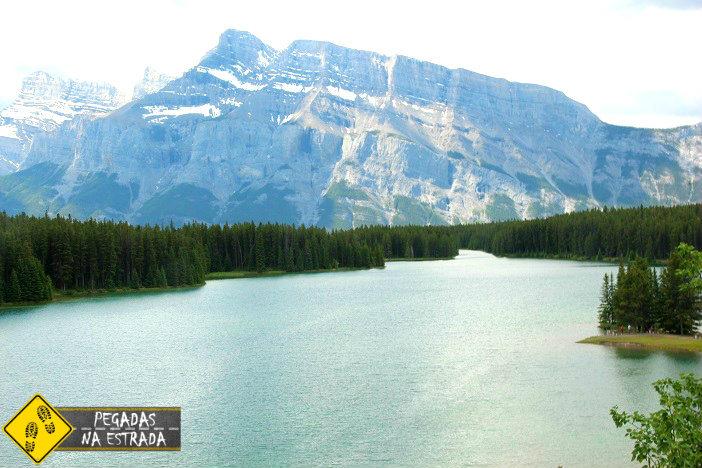 Two Jack Banff Canada