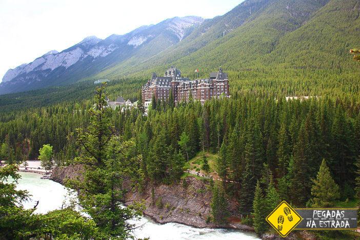 Fairmont Hotel Banff