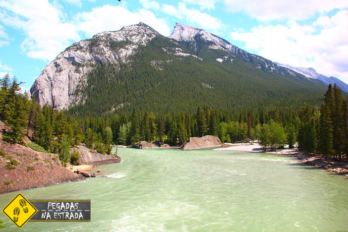 Bow River, Banff National Park