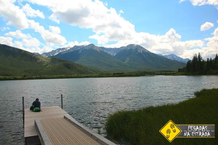 Vermilion Lakes Drive, Banff