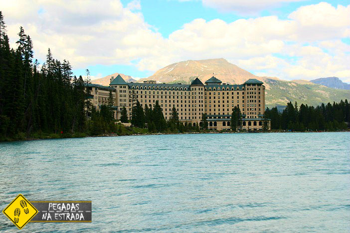 Fairmont Lake Louise Banff National Park