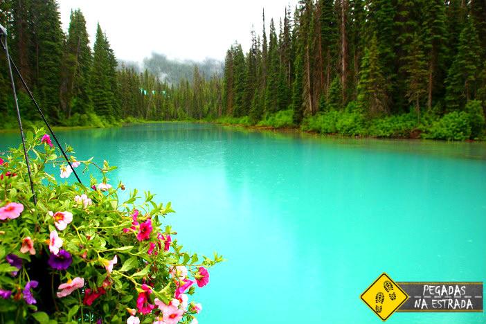 Emerald Lake Yoho National Park Canada