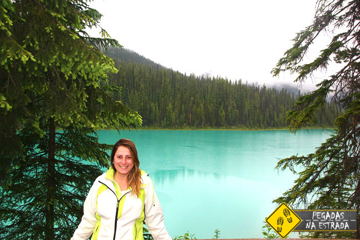 lagos Canadá viagem turismo