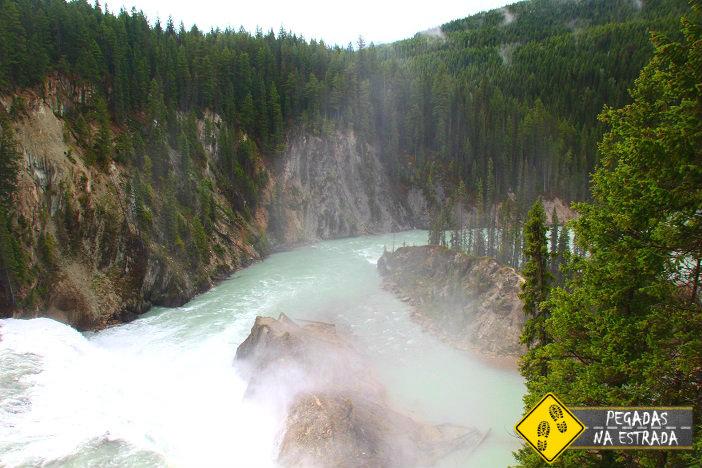 Yoho National Park Canadá roteiro viagem
