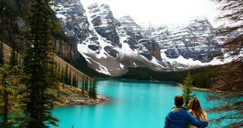 Montanhas Rochosas canadenses Rocky Mountains Canada