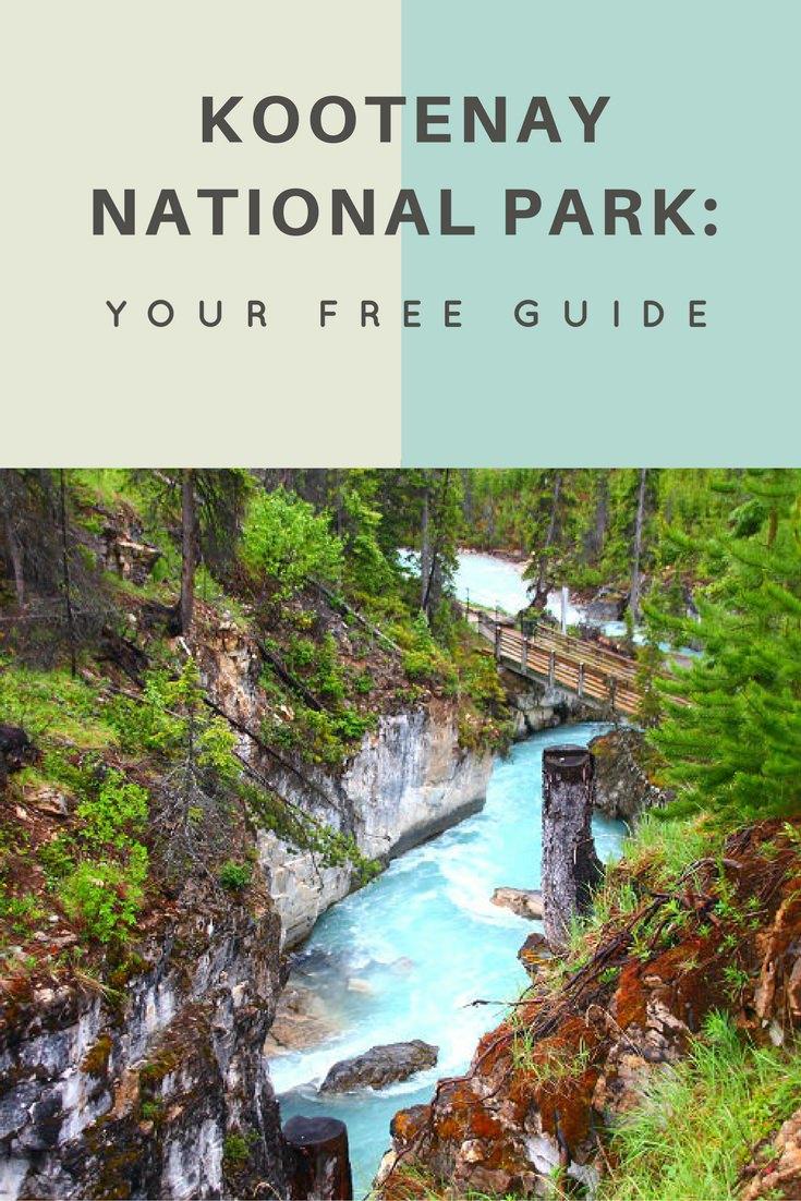Roteiro e dicas do Kootenay National Park, Canadá. Clique e confira!