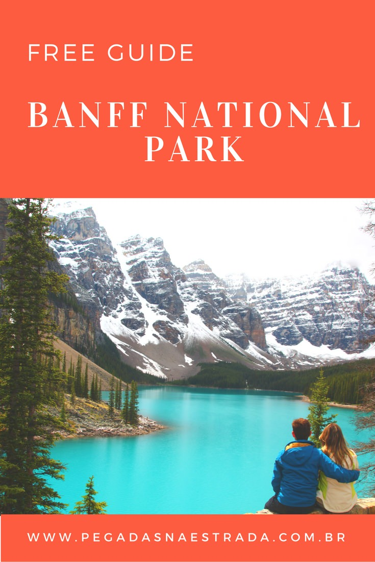 Clique aqui e confira dicas e roteiro do Banff National Park