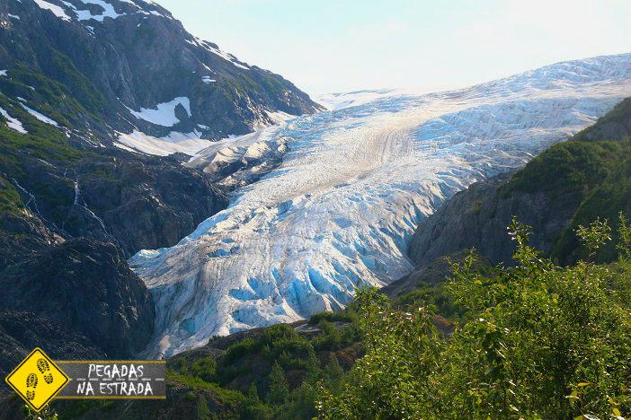 Exit Trail Kenai Fjords National Park