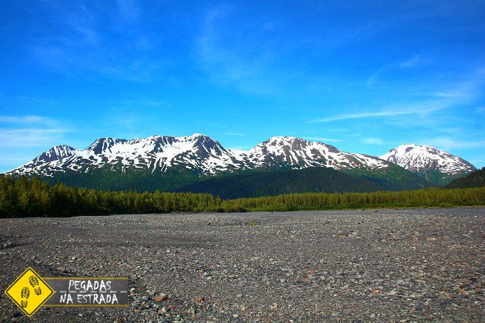Exit Glaciar Trail Kenai Fjords