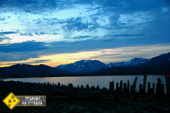 viagem julho verão Alasca