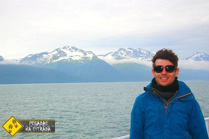 barco navegação Alasca