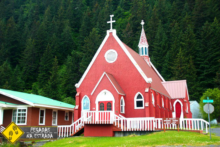 Road Trip Alaska Alasca