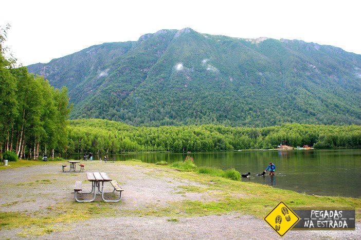 Lakes Anchorage