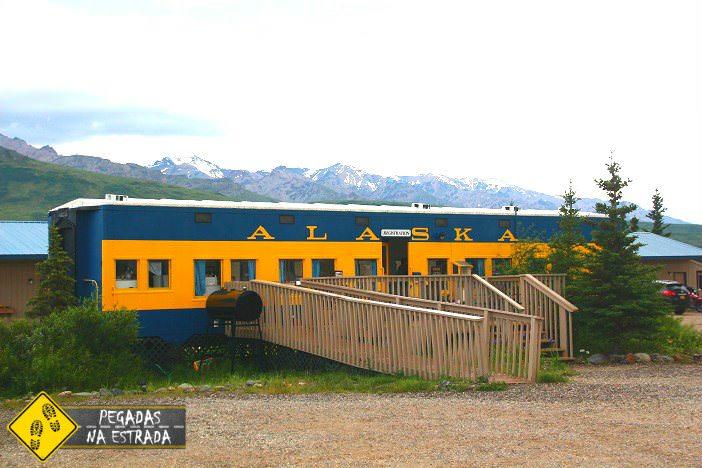 Hotéis no Alasca