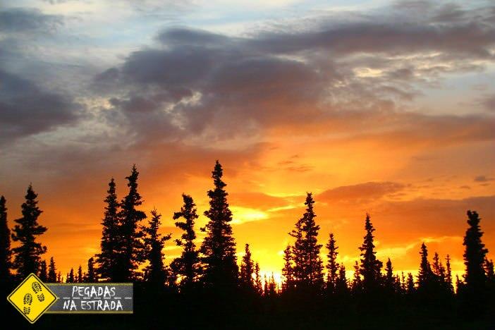 Verão no Alasca