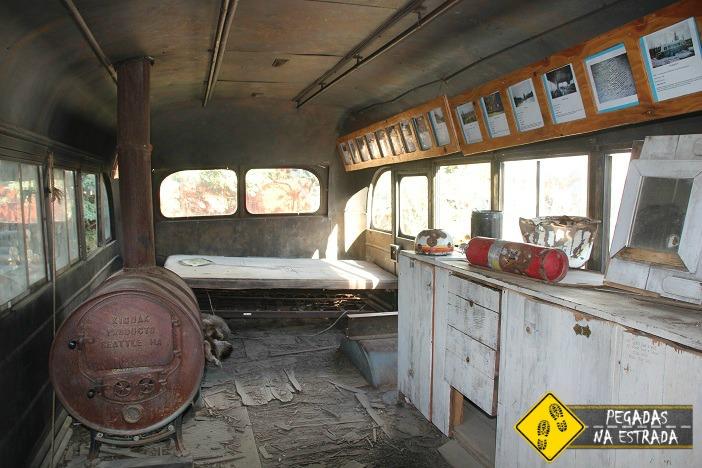 Magic Bus Into the Wild