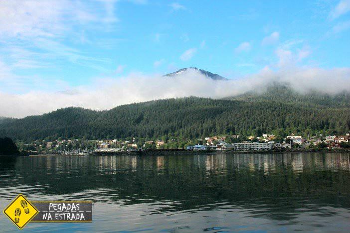 viagem Alasca
