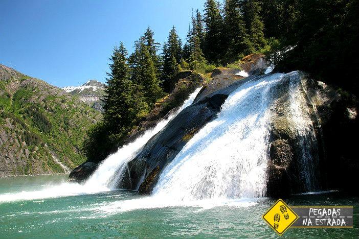 cachoeira Alasca