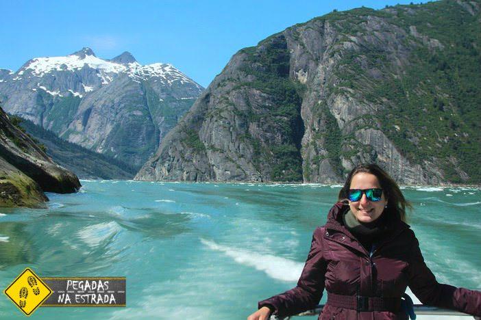 passeio de barco Juneau