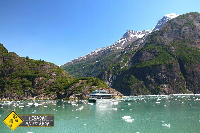 navegação Juneau