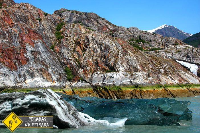 geleira Alasca