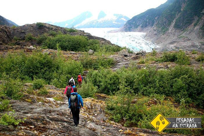 Roteiro Juneau Alasca