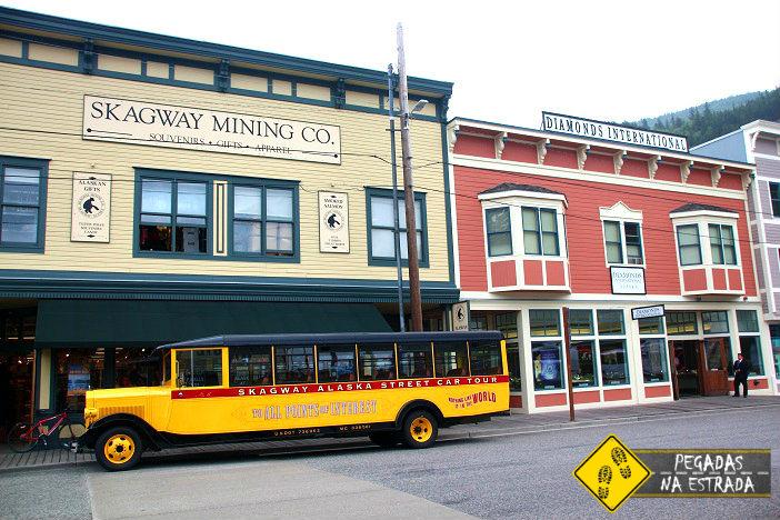 Distrito histórico de Skagway