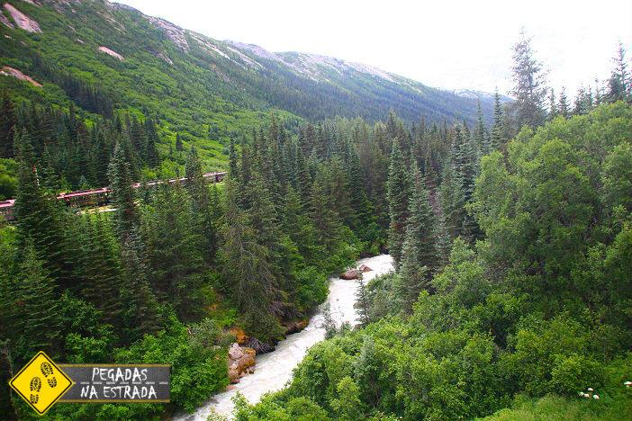 O que fazer no Alasca