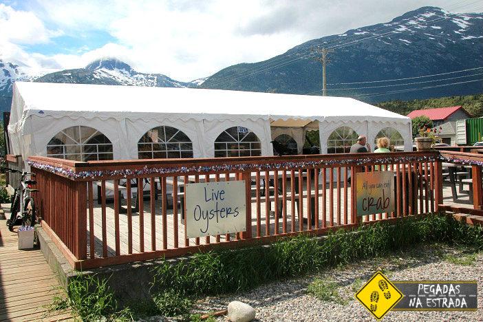 Restaurante Skagway Alasca