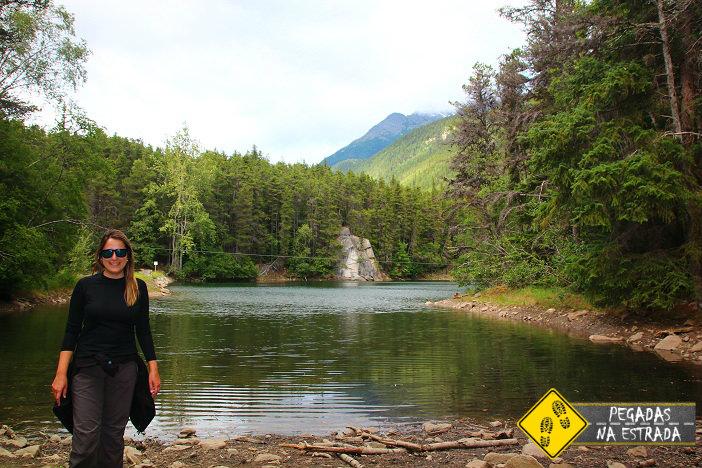 trilhas Alasca