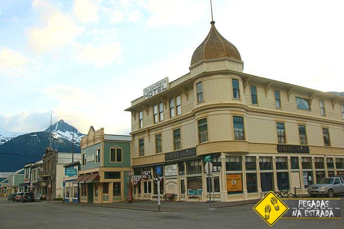 Skagway Alasca