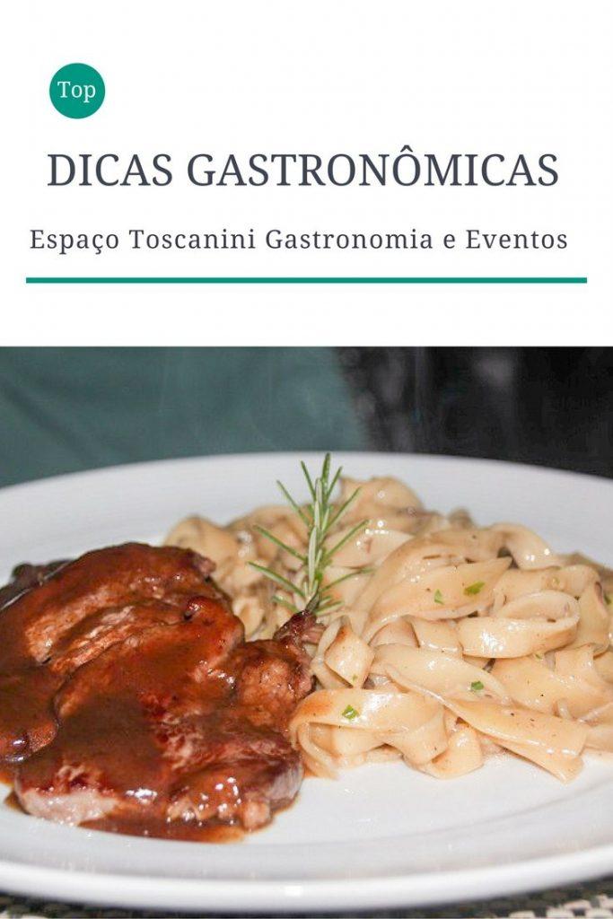 Conheça o Espaço Toscanini Gastronomia e Eventos, um incrível restaurante de gastronomia contemporânea em Belo Horizonte.